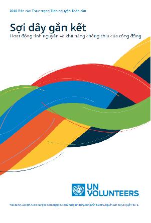 2018 Báo cáo Thực trạng Tình nguyện Toàn cầu: Sợi dây gắn kết