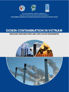 Dioxin contamination in Viet Nam: Emissions from industries and levels in the environment