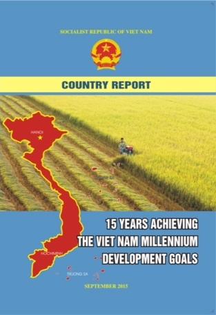 Baó cáo quốc gia: Kết quả 15 năm thực hiện các Mục tiêu Phát triển Thiên niên kỷ của Việt Nam