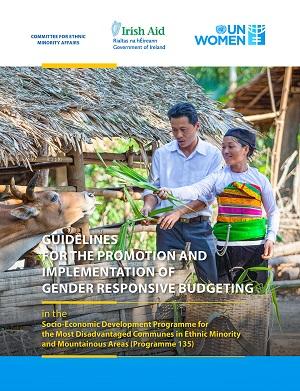 Hướng dẫn Thúc đẩy và Thực hiện Ngân sách có trách nhiệm Giới trong Chương trình 135