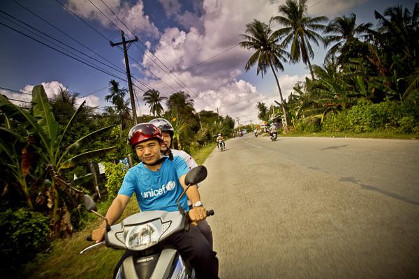 Cuộc sống biến đổi cùng khí hậu - Hành trình của Việt tới Bến Tre