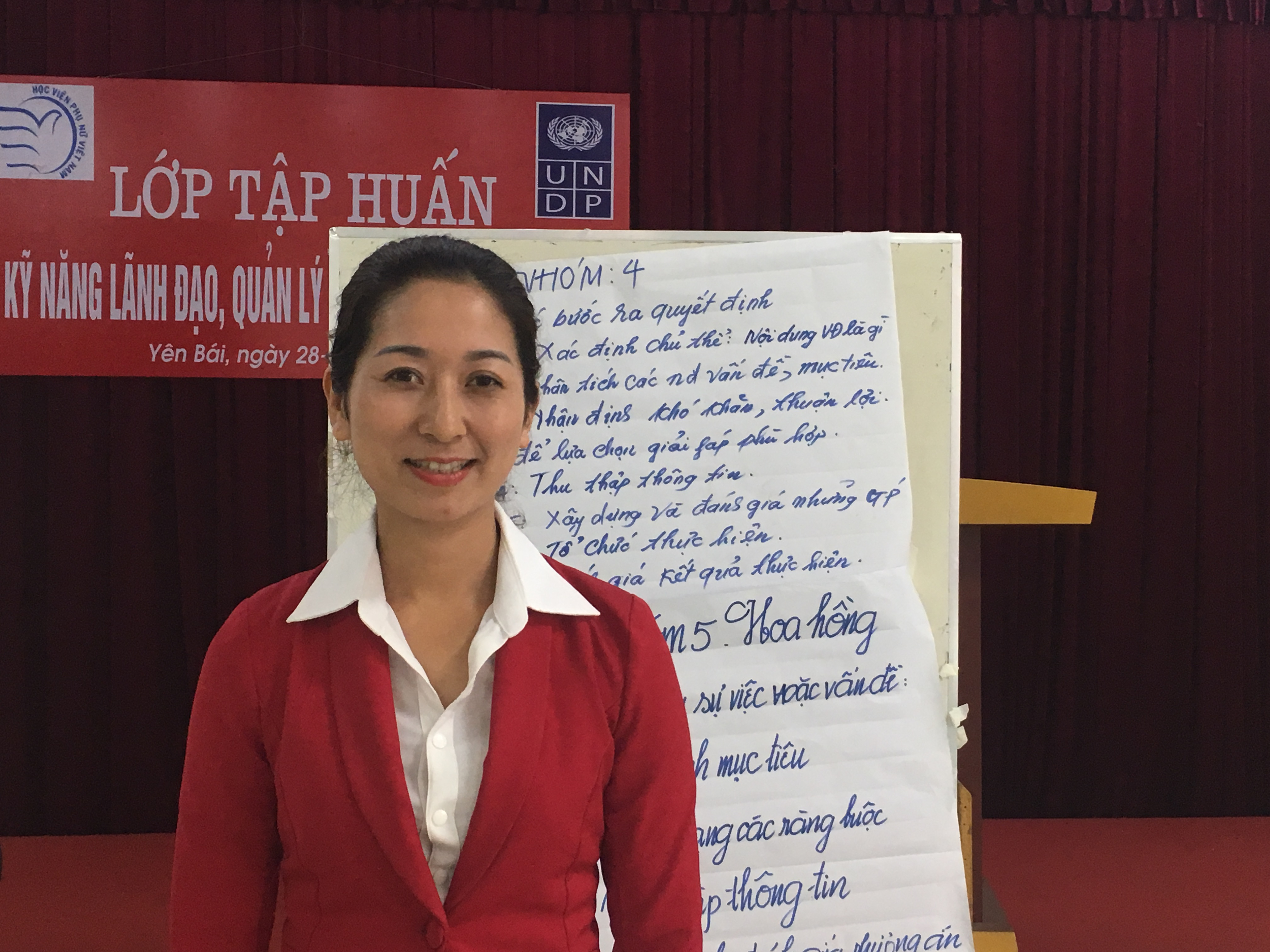Leaving No One Behind – Empowering Women in Ethnic Communities