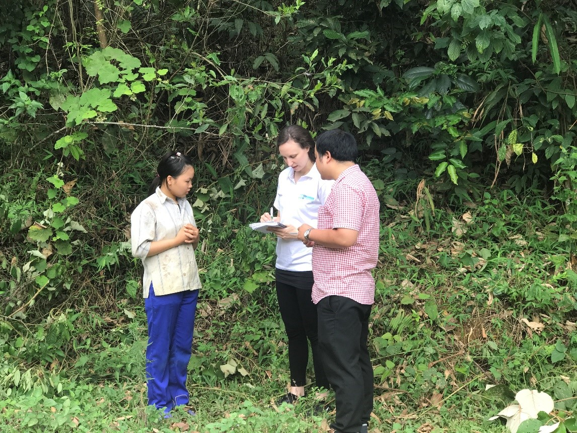 Creating change for People and our Planet – as Volunteer Consultant