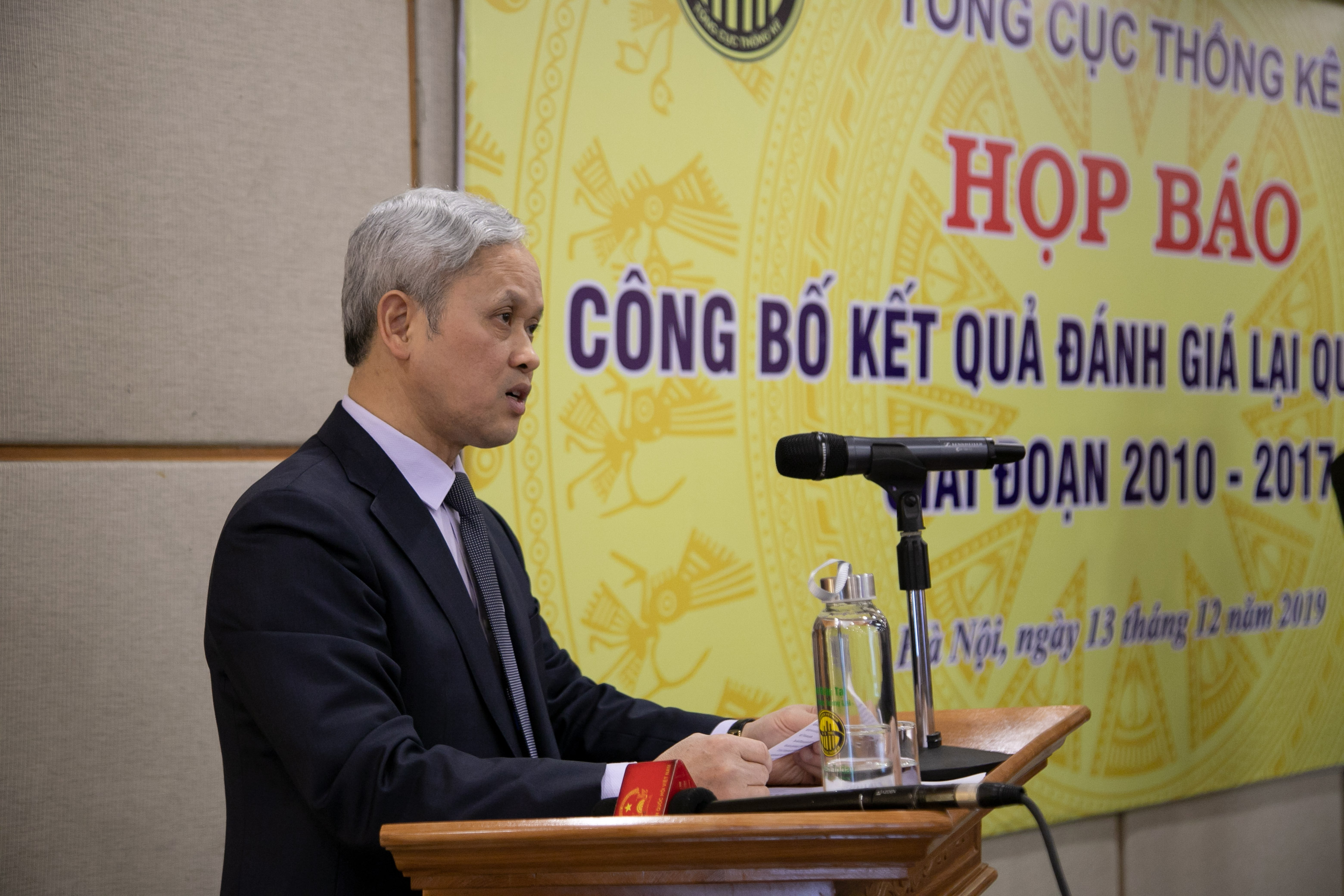 Viet Nam Launches Revised GDP