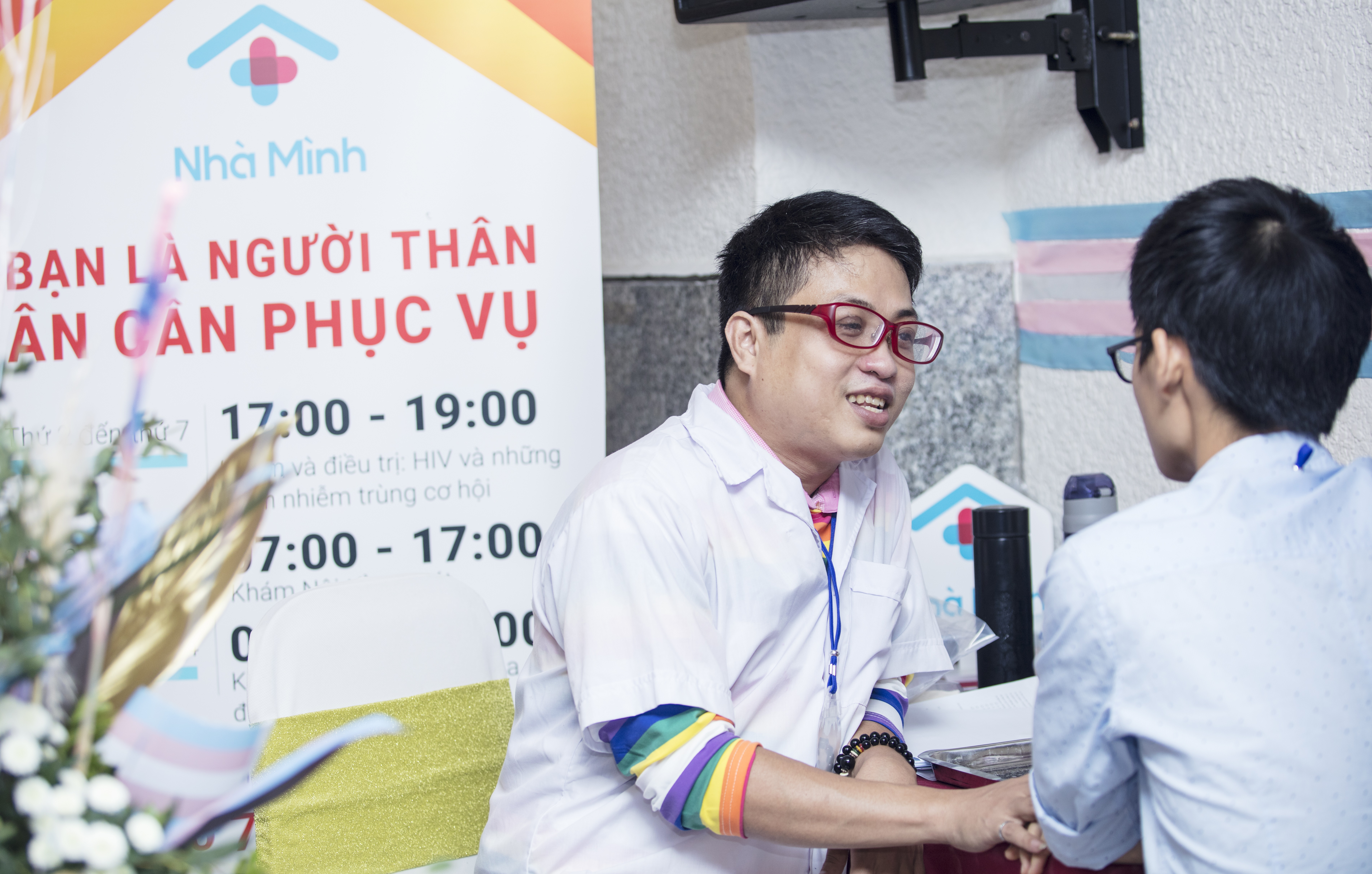 [Sống Tích Cực] Bác sỹ Thủ, Phòng khám Nhà Mình, Thành phố Hồ Chí Minh