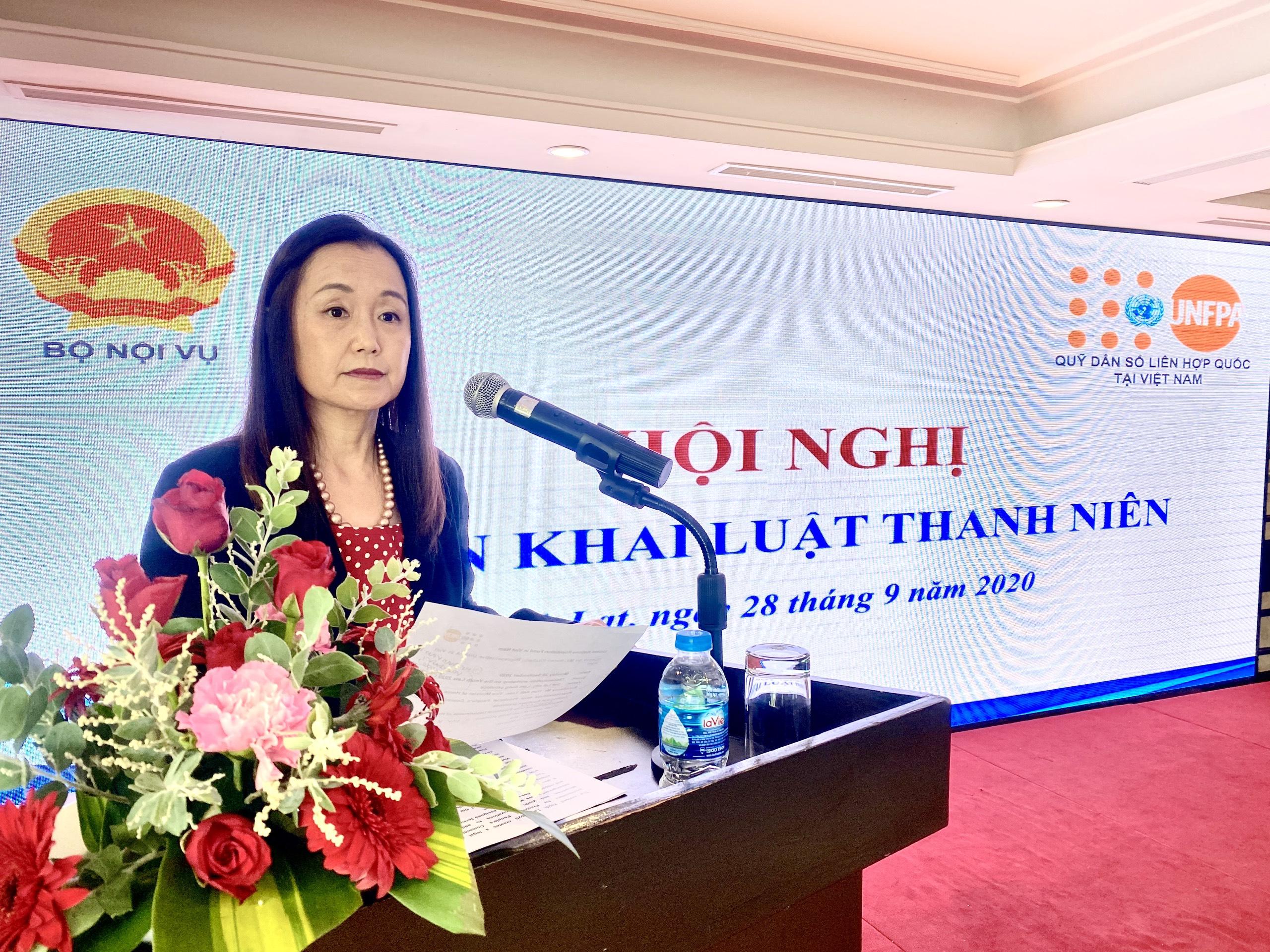 Hội nghị triển khai Luật Thanh niên tại thành phố Đà Lạt