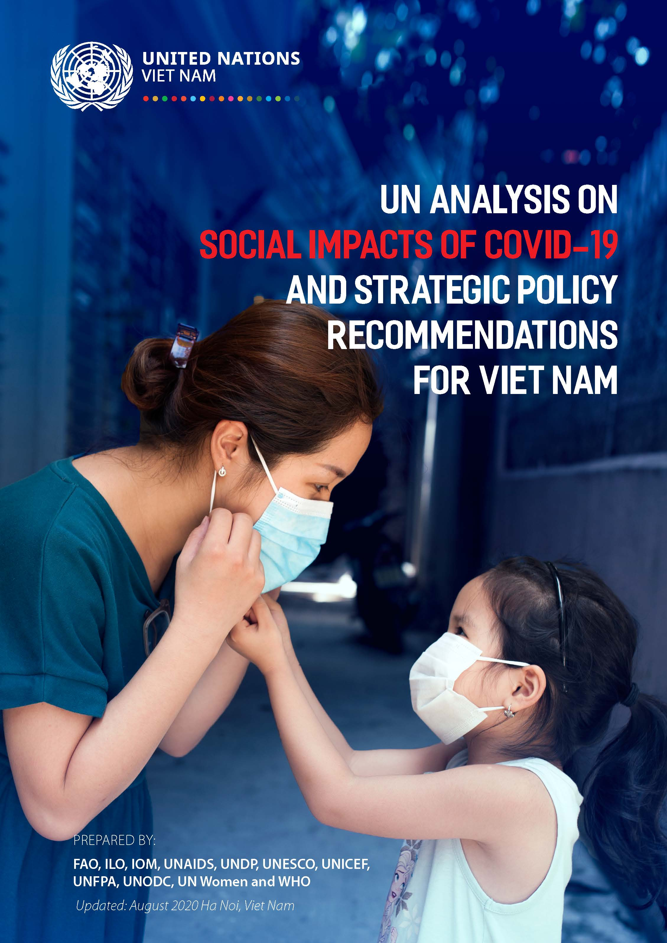 UN Analysis on Social Impacts of COVID-19 and Strategic Policy Recommendations for Viet Nam