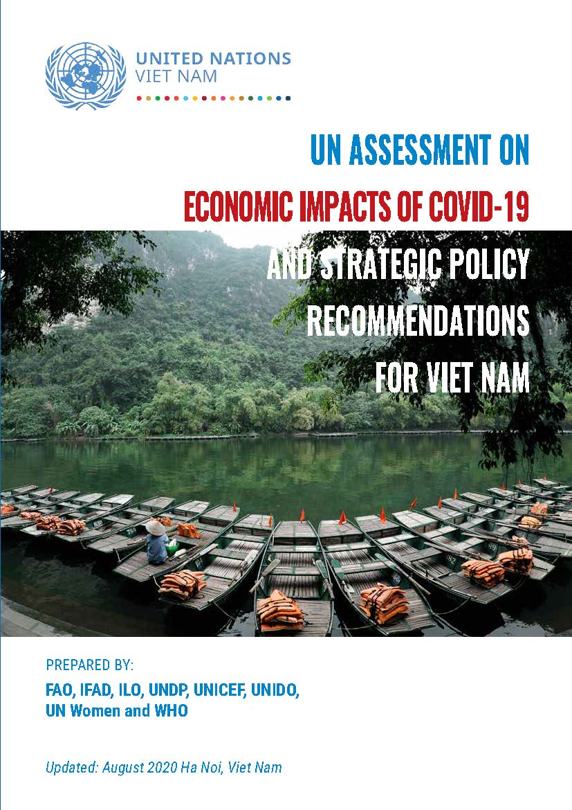 UN Assessment on Economic Impacts of COVID-19 and Strategic Policy Recommendations for Viet Nam