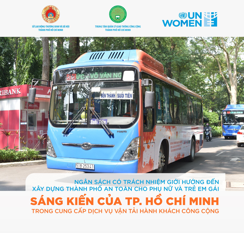 Ngân sách có trách nhiệm giới hướng đến xây dựng thành phố an toàn cho phụ nữ và trẻ em gái: Sáng kiến của TP. Hồ Chí Minh trong cung cấp dịch vụ vận tải hành khách công cộng