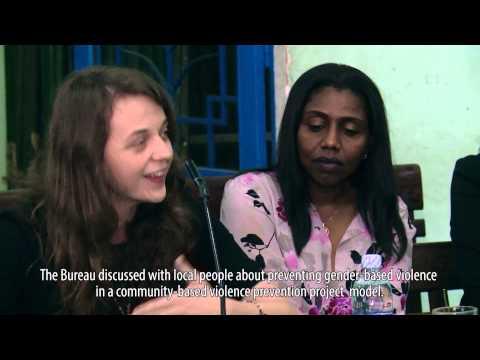 UN Women Executive Board's first visit to Viet Nam