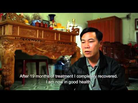 WHO Viet Nam leading the way in the treatment of tuberculosis