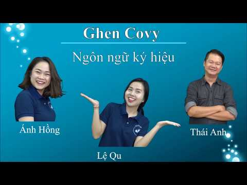GhenCoVy and Handwashing dance in sign language