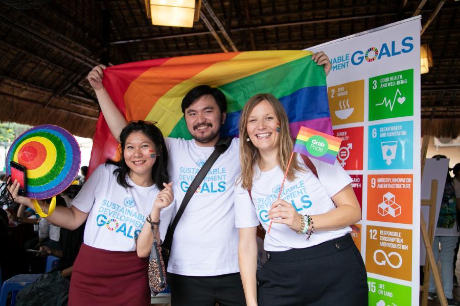 Love Viet Pride | United Nations in Viet Nam
